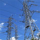 電源開発 南川越変電所 訪問。