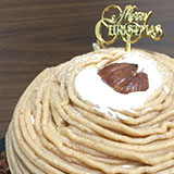 ケーキ過食!ぼっちでクリスマス モンブランケーキ祭り。