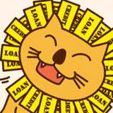 カードライオン「ネコでした!」。