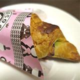 3時のおやつは サンマルクカフェ「おひなチョコクロ」。