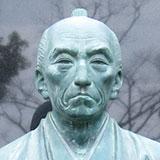 富岡八幡宮ウォーク 伊能忠敬大先生に出会う。