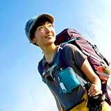 四角友里さんの登山本を読んで山登った気分に浸る。