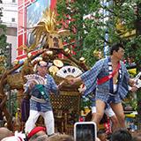 神田祭2日目 神田川から神輿がやってきた!