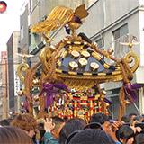 やべーぞ!喧嘩だ!浅草三社祭だ!