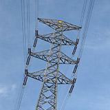 府中・国立のローカル送電線ウォーク。