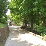 武蔵野競技場線 線路跡遊歩道から武蔵野中央公園まで巡るウォーク。