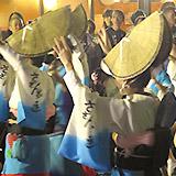 夏の終わり 高円寺阿波踊り。
