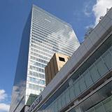 JR新宿ミライナタワーとニュウマン(NEWoMan)と新宿駅新南口のガーデン – 俺の知ってる新宿じゃない…。